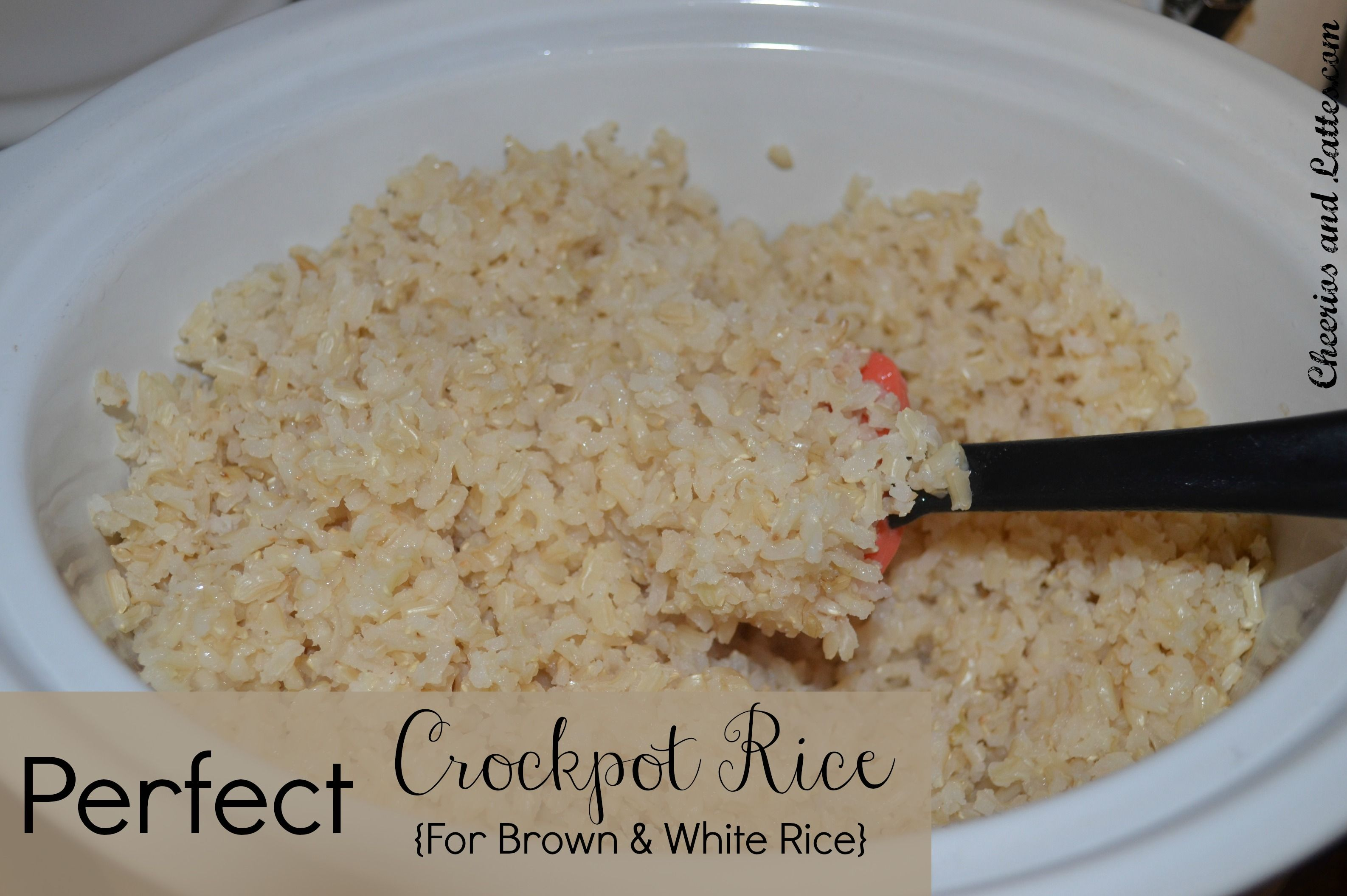 how to cook perfect brown rice in rice cooker