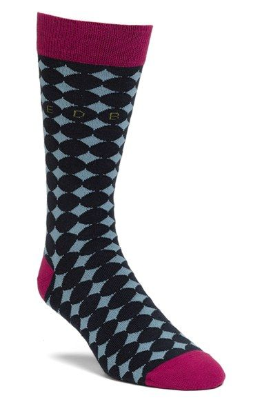Ted Baker London Dot Socks