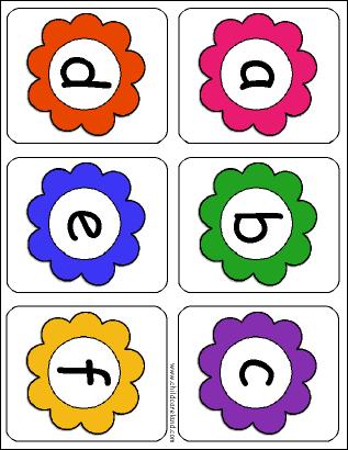 Early Learning Collection 1 For Preschool And Kindergarten Alphabet Activities Preschool Kindergarten Learning Activities Alphabet Activities