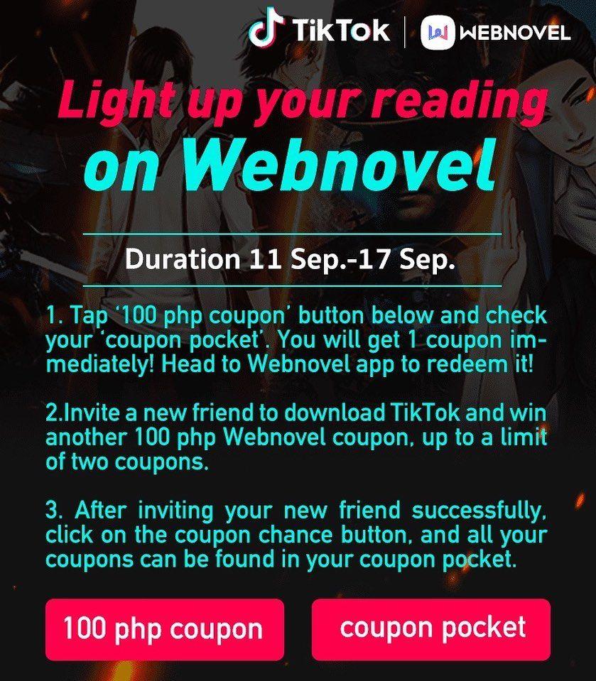Tik Tok X Webnovel Contest Writing Prompts New Friends Contest