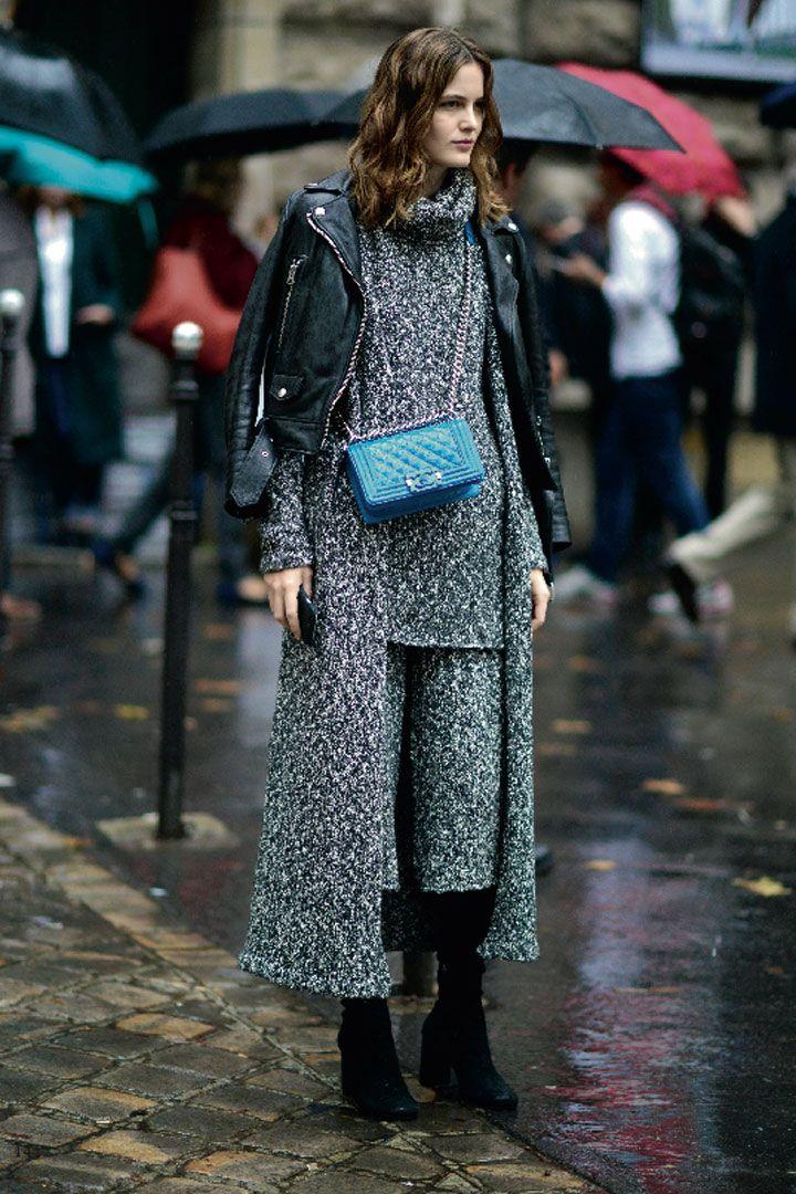 Estilo parisino - Style Lovely #Estilo_Parisino, #Fernando_Mañas, #Lovely, #Revista_Lovely, #Street_Style