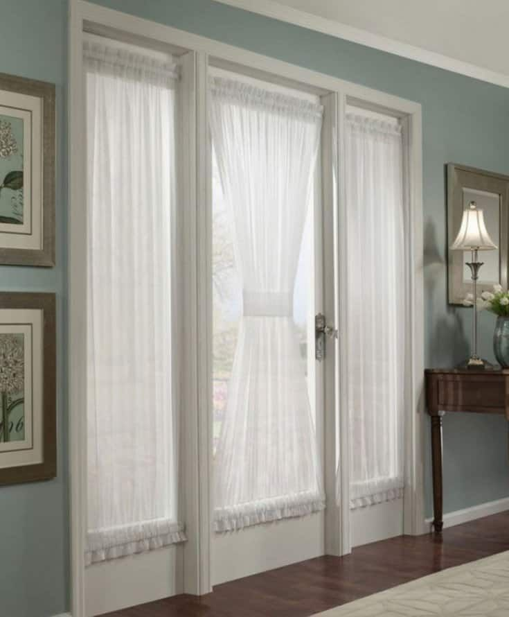 French Doors Are Usually Used As Both Entry Patio Doors And Also As