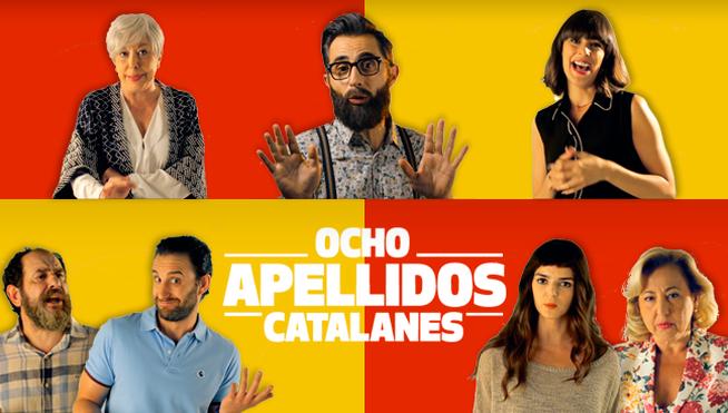 El Exito De Ocho Apellidos Catalanes En Taquilla Apellidos Vascos Peliculas Noticias De Cine
