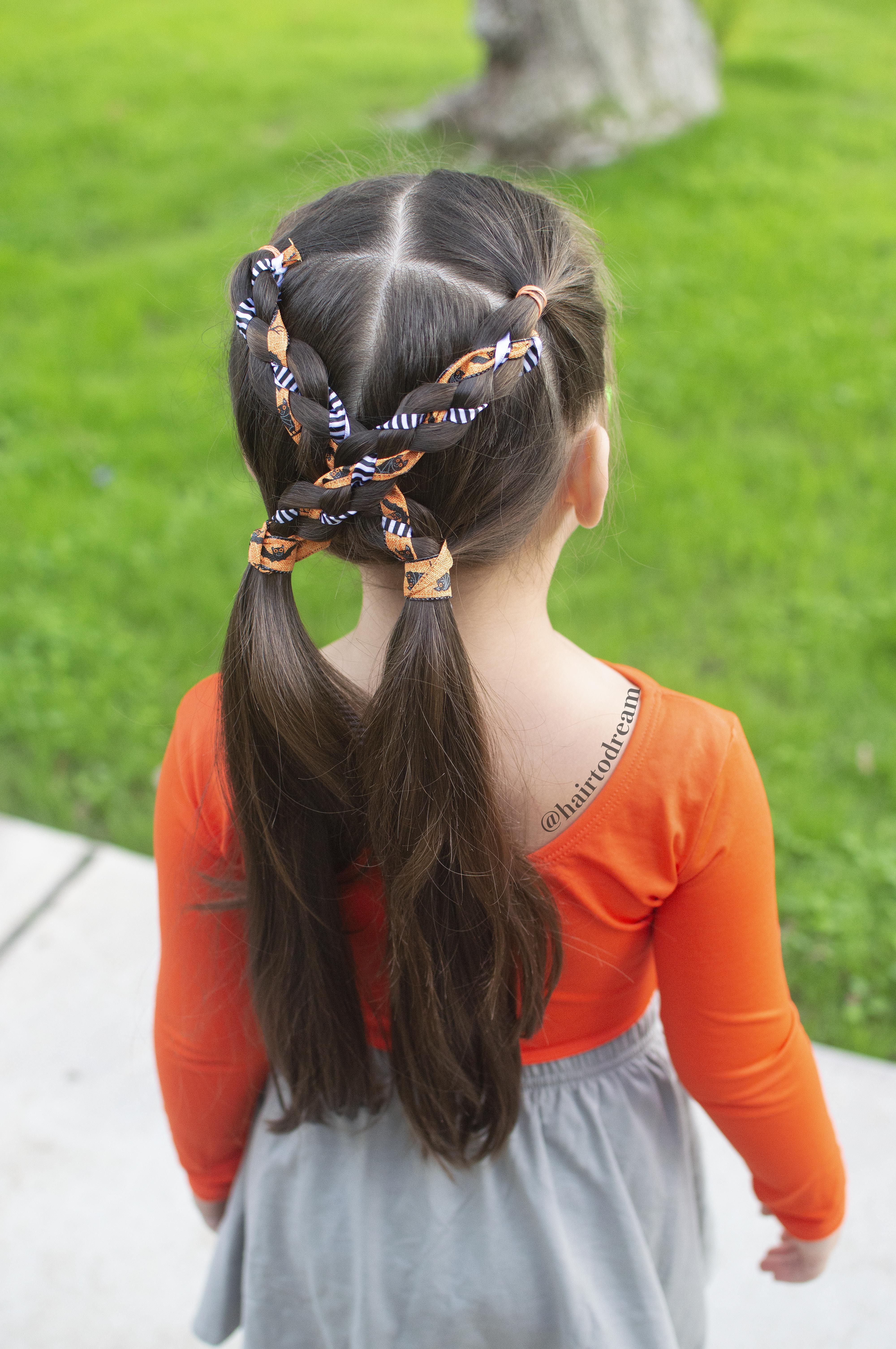 5 Easy Back To School Hairstyles For Girls Hair Styles Kids Hairstyles Girl Hairstyles