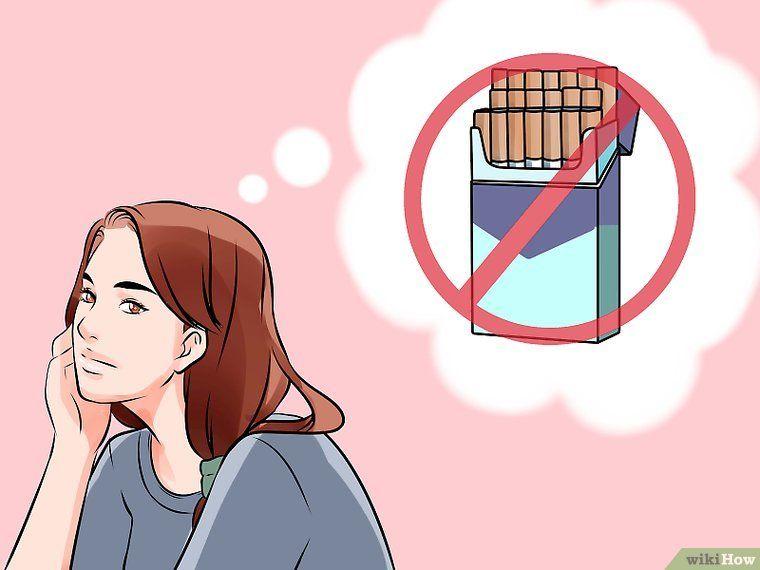 4 Ways to Quit Smoking - wikiHow quit smoking Pinterest