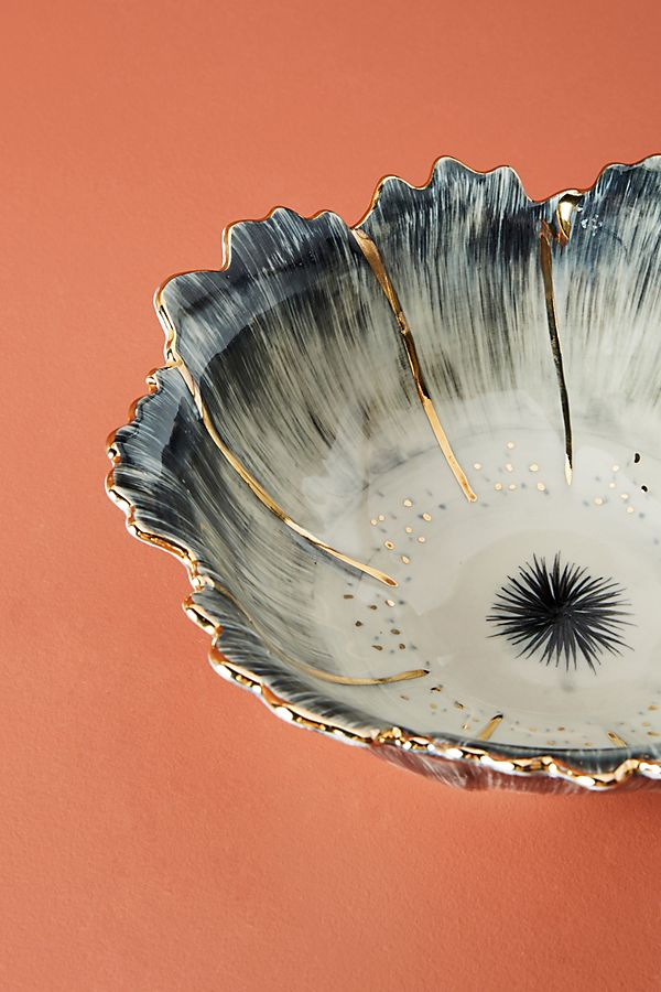 Papetal Floral Serving Platter in 2020 Ceramics, Ceramic