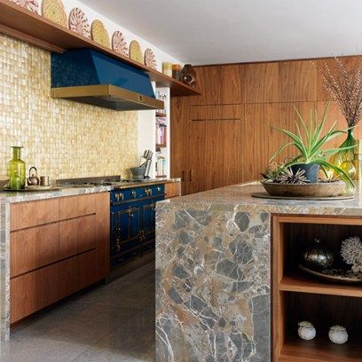 Come and see coloured kitchen ideas on house design food and travel by house