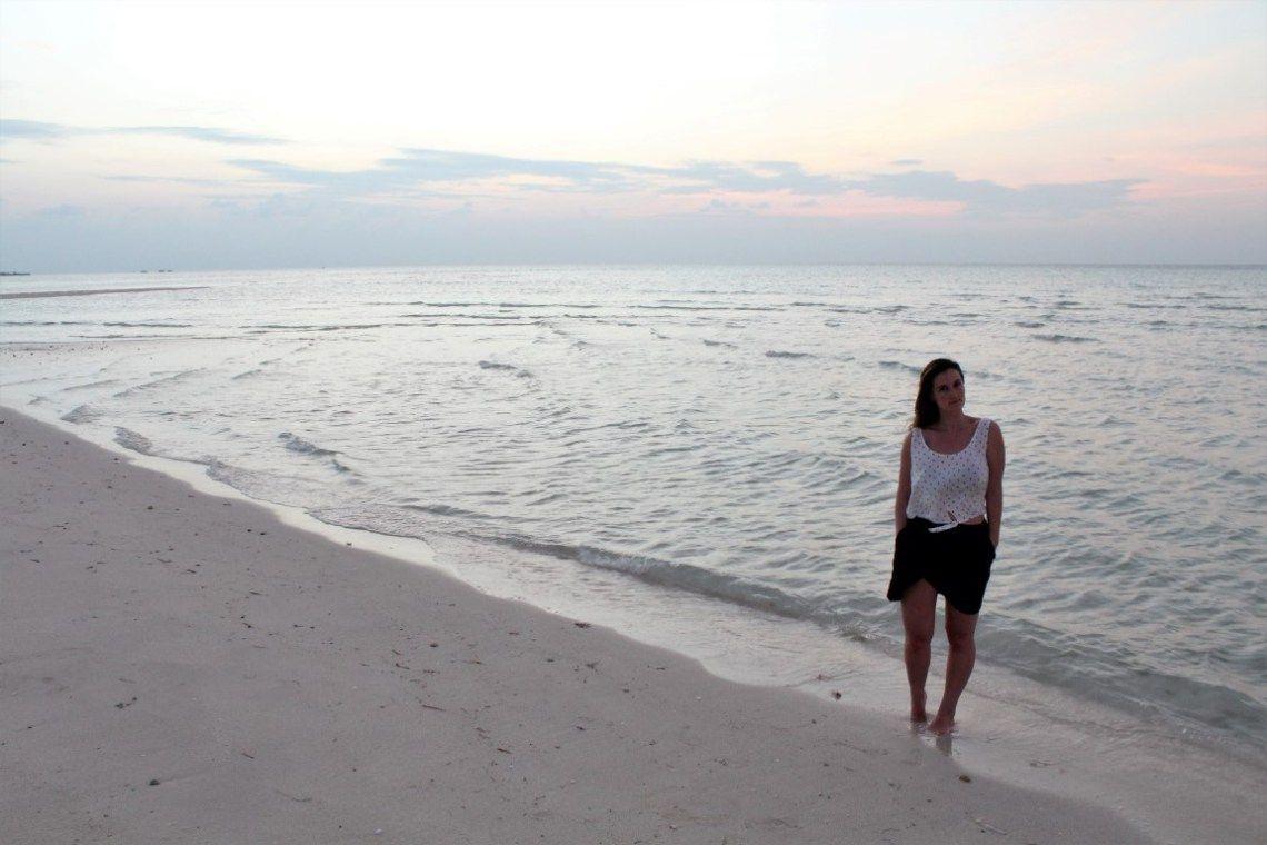 Honeymoon in Thulusdhoo #Maldives #sunset #beach #indianocean #vacation #seasonparadise #bucketlist