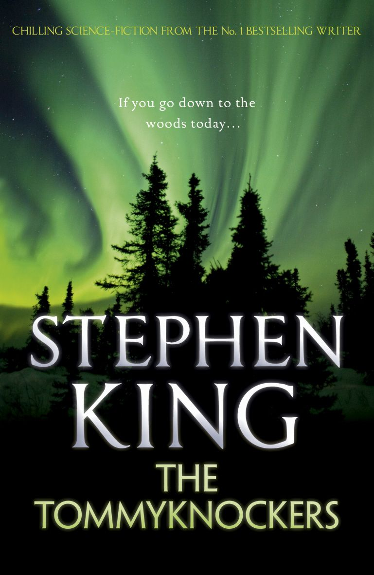 The Tommyknockers By Stephen King Books Stephen King Stephen