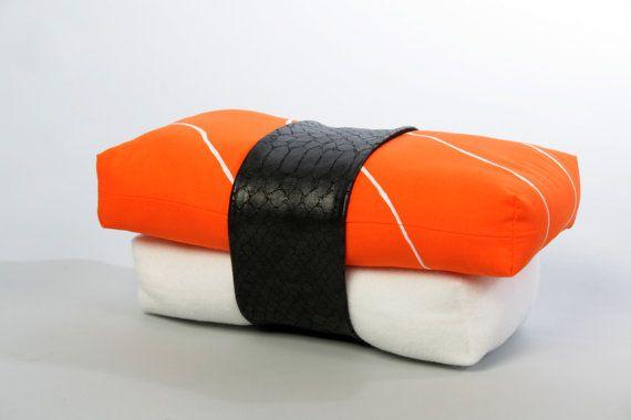 sushi nigiri pillow small sch ne zuhause futter und zuhause. Black Bedroom Furniture Sets. Home Design Ideas