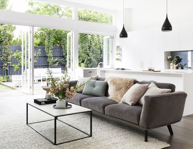 Finding The Perfect Coffee Table Lounge Pinterest Interiors - Minimalista coffee table