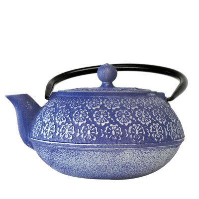 Primula 1.25-qt. Cast Iron Teapot