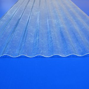 6 Oz Clear Corrugated Fiberglass 26 X 96 Sheet Fibreglass Roof Covered Pergola Pergola