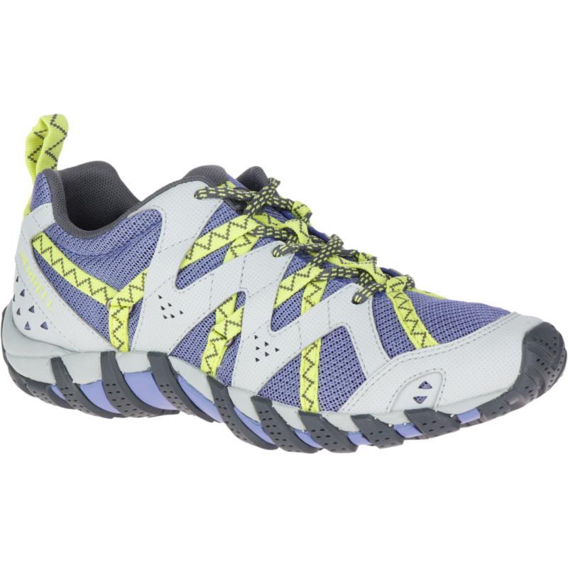 Merrell Womens Waterpro Maipo 2 Walking Shoes Blue Grey Navy Sports Outdoors