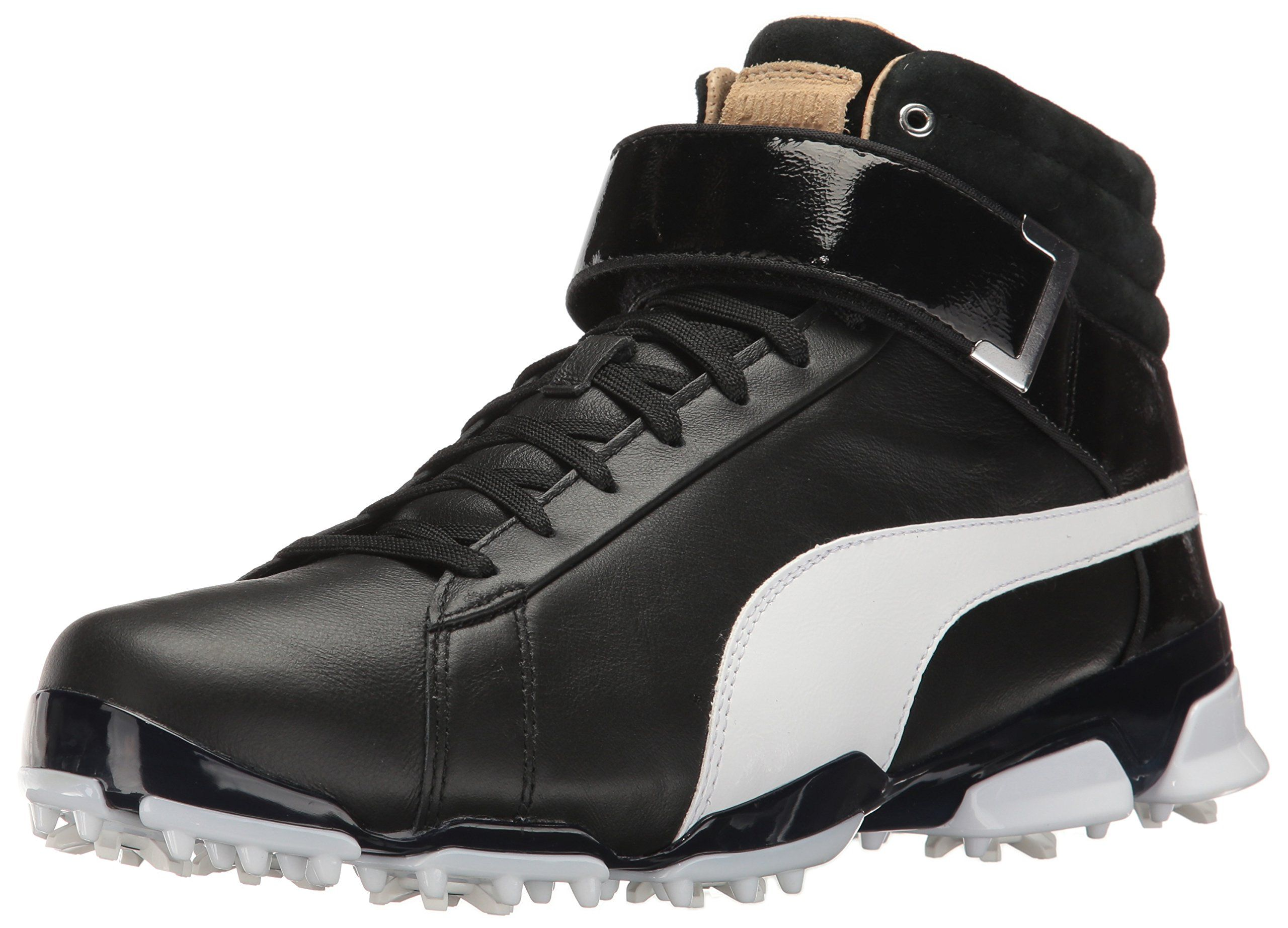 5dcd599ae581 PUMA Men s Titantour Ignite HI-Top SE Golf-Shoes