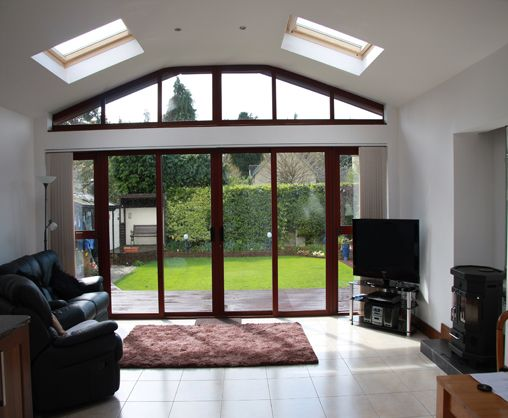 Rear Extension Ideas With New Atmosphere Rear Extension Ideas is one  application of the additional room of the house for a specific need.