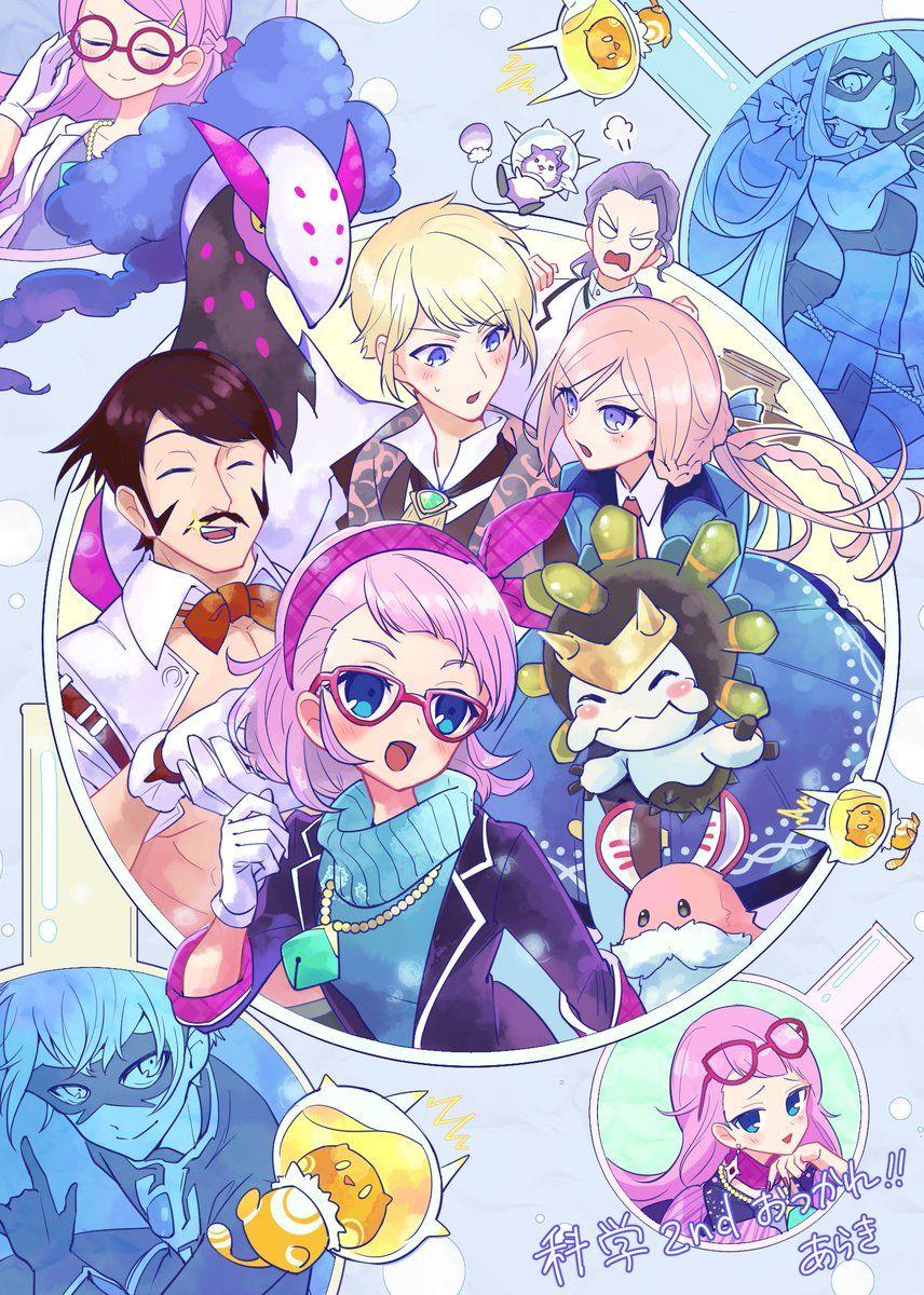 公式 メルクストーリア merc storia さん twitter anime manga anime art