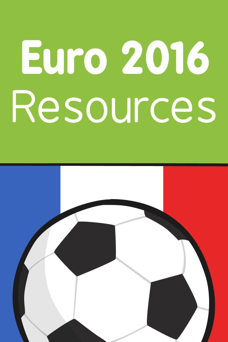 Get your class ready for Euro 2016 with these Twinkl resources ...