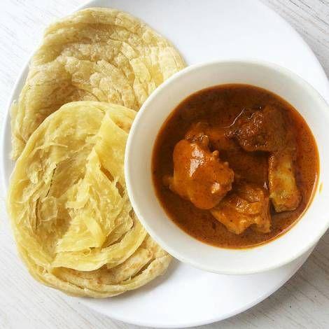 Resep Roti Maryam Roti Canai Home Made Mudah Oleh Asni Erfalizar Resep Resep Resep Masakan Resep Roti