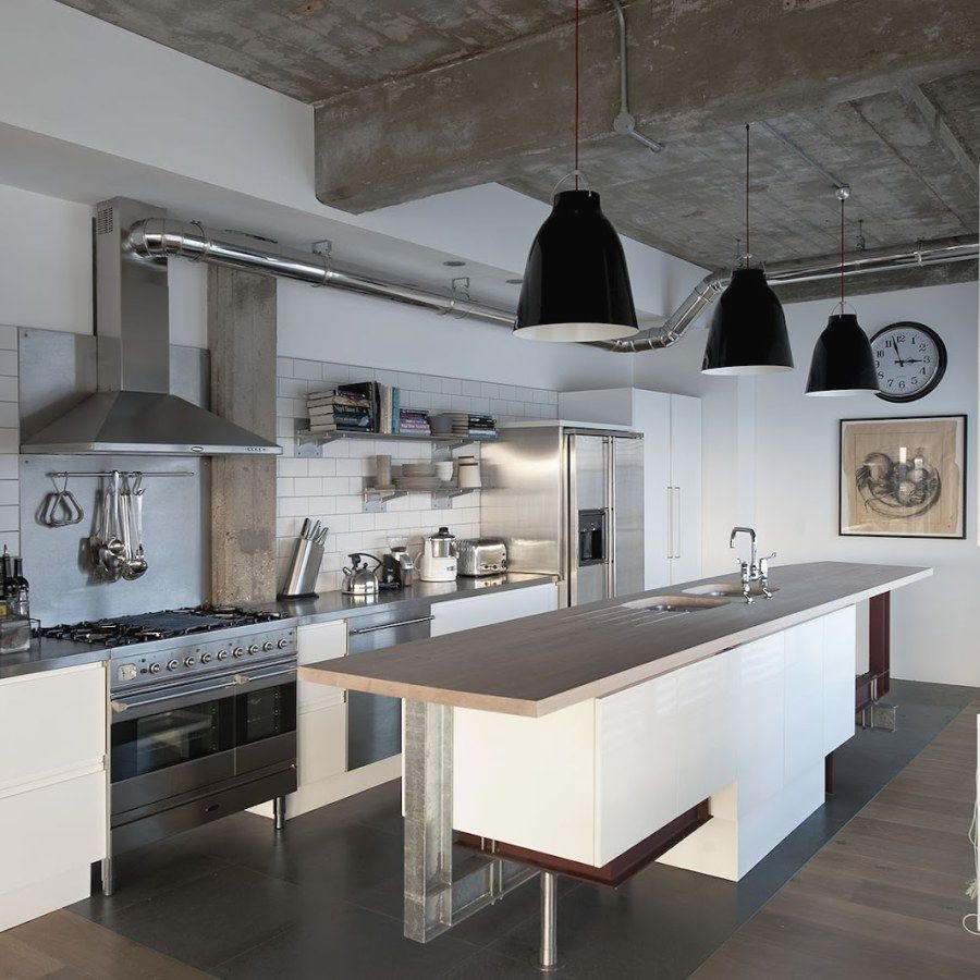 10 easy industrial kitchen decor ideas that you can create