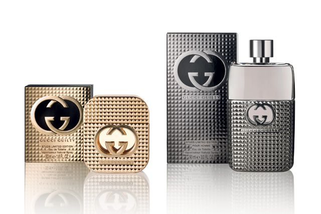 Gucci Guilty debuts rock star fragrance #packaging PD