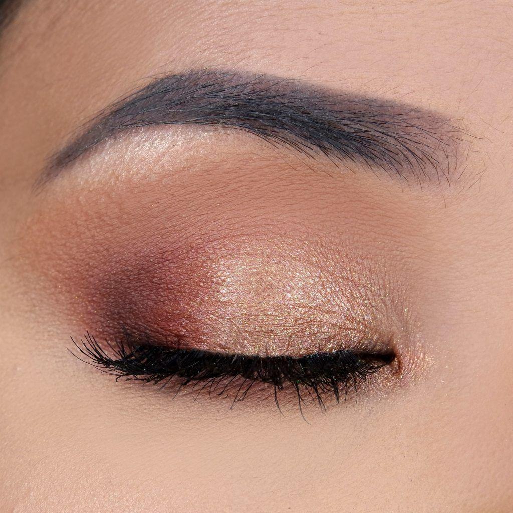 Bobbi Brown Luxe Eye Shadow in Heat Ray – Best Eyeshadow Ever? #browneyeshadow