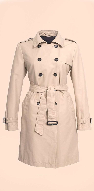 new product 0835f 2d2d9 Die Trenchcoat-Regeln: Alles, was du über den Modeklassiker ...