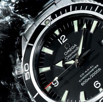 Omega Planet Ocean Co axial #Swisswatch