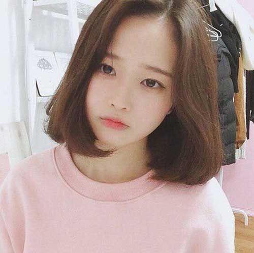 Hairstyle Girl Korea: Bob Hairstyles 2015 - Short