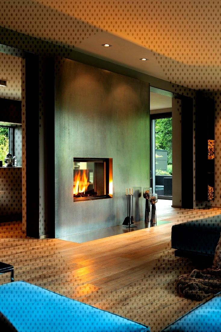 models This style chimney tunnel from BRUNNER knows above all by its outstanding, stylish steel cl