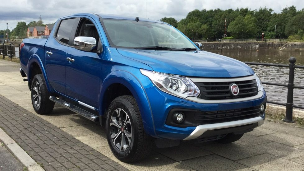 ac5a37f0e0 Fiat Fullback Double Cab LX 180 Fully Loaded with Delivery Miles and a  MASSIVE saving on