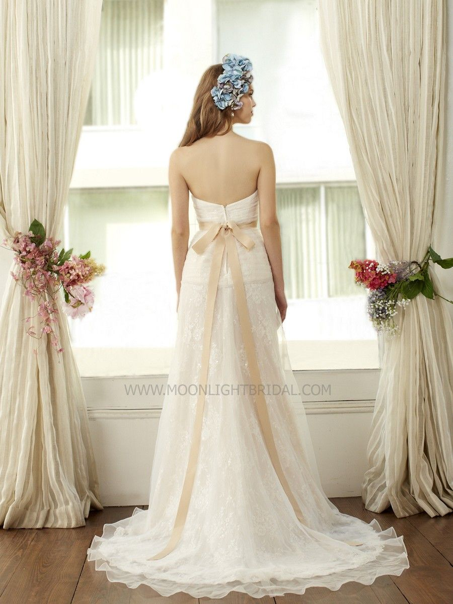 Moonlight couture wedding dresses style h h wedding