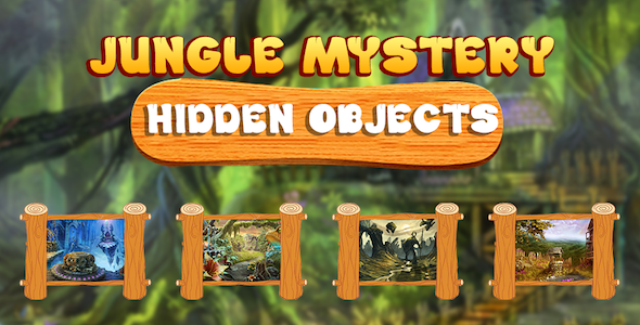Mysteries Forest Garden Adventure Hidden Objects + Android