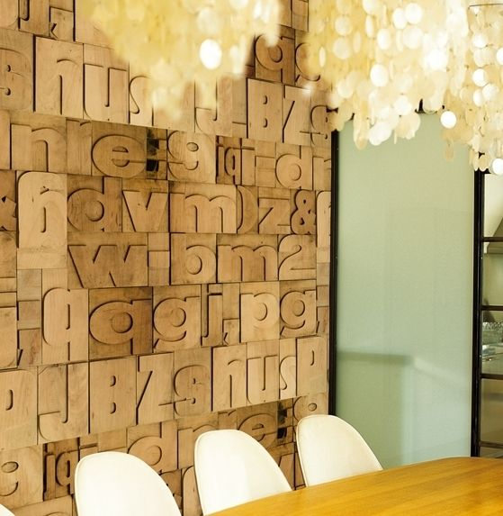 mural typology - #wallpaper