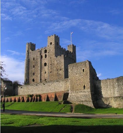 Rochester Castle Keep Hd Wallpapers Free Hd Wallpapers