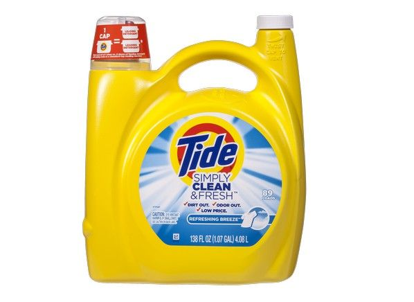 Instagram Laundry Liquid Tide Simply Clean Liquid Laundry Detergent