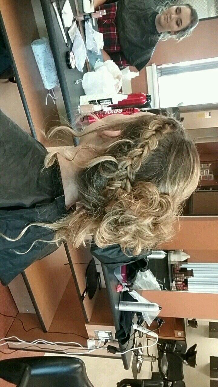 Cute updo hair pinterest updo
