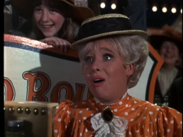 Barbara Windsor as Blonde