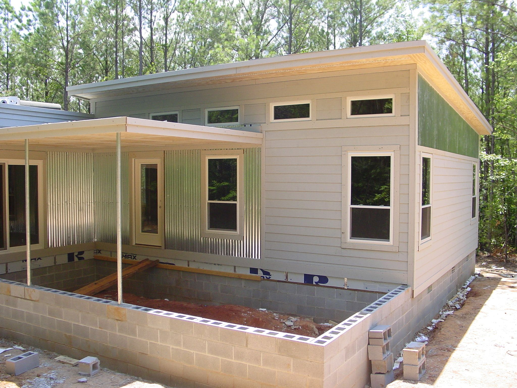 Small Home Designed And Built By Dmr Construction 317 674 5030