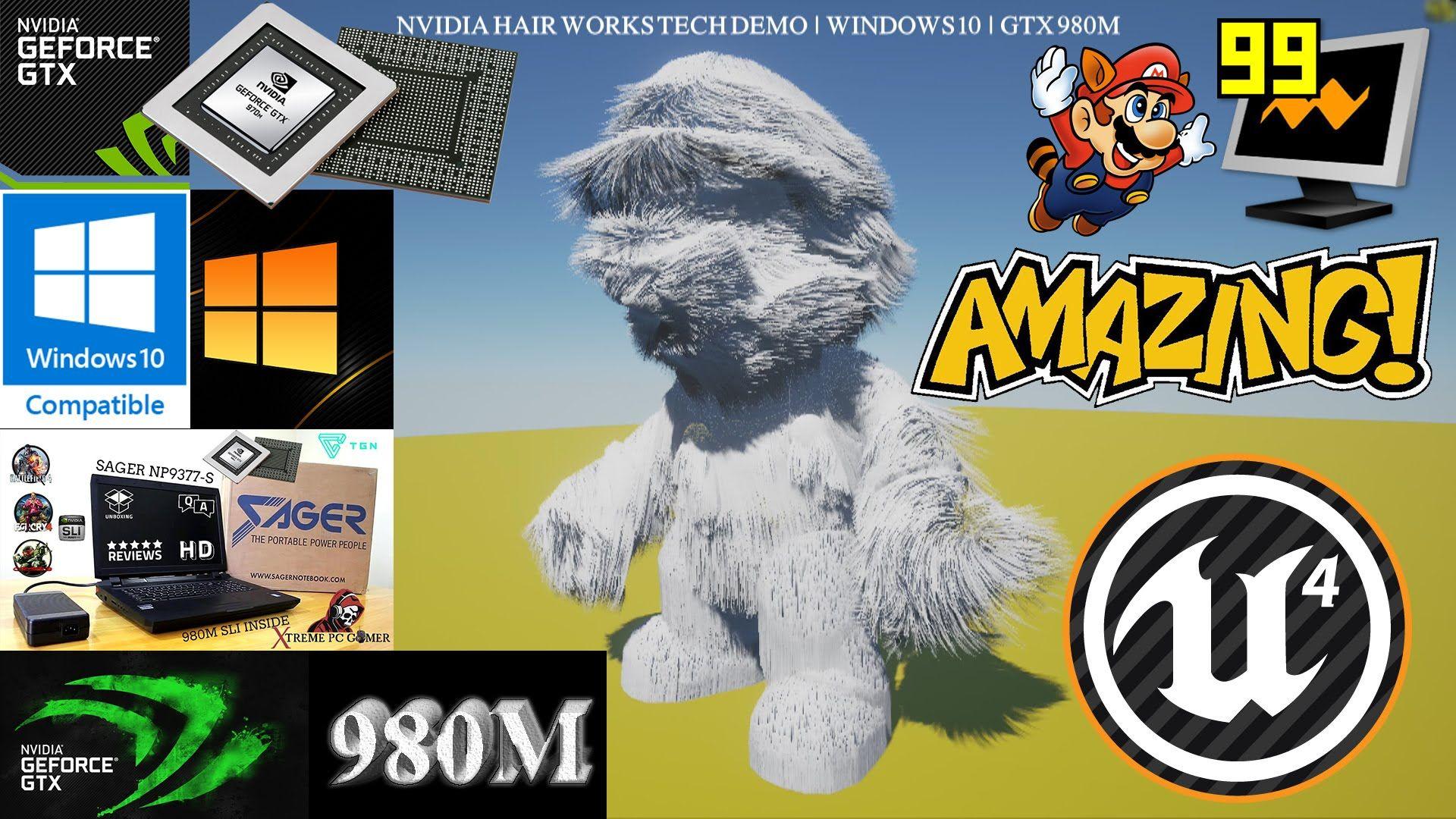 Windows 10 | Unreal Engine 4 [4 8] | Super Mario / Nvidia