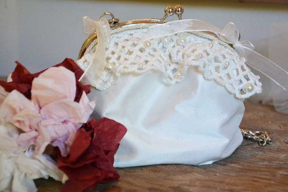borsetta gioiello di Donangebijoux su Etsy, €38.00 #weddingbag #bride #Italyhandmade #madeinitaly