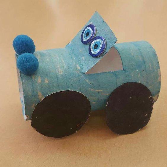 tp rohr auto mit augen - #Augen #auto #mit #paper #rohr #toiletpaper #toiletpaperroll #toiletpaperrollcrafts #toiletpaperrollcraftsforkids #TP #toiletpaperrolldecor