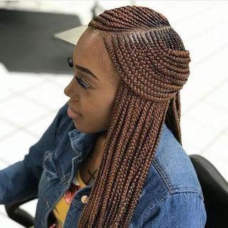 Cornrow Lemonade Braid Hairstyles 2018 African Cornrow Styles