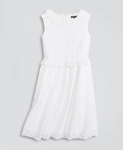 45++ Girls white eyelet dress ideas in 2021
