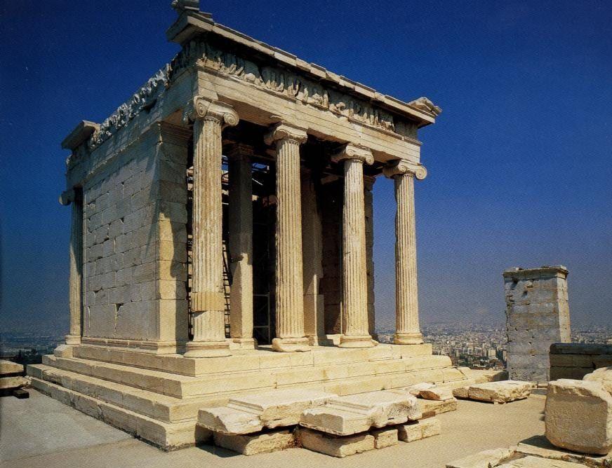 western architecture ancient greek britannicacom - 872×668