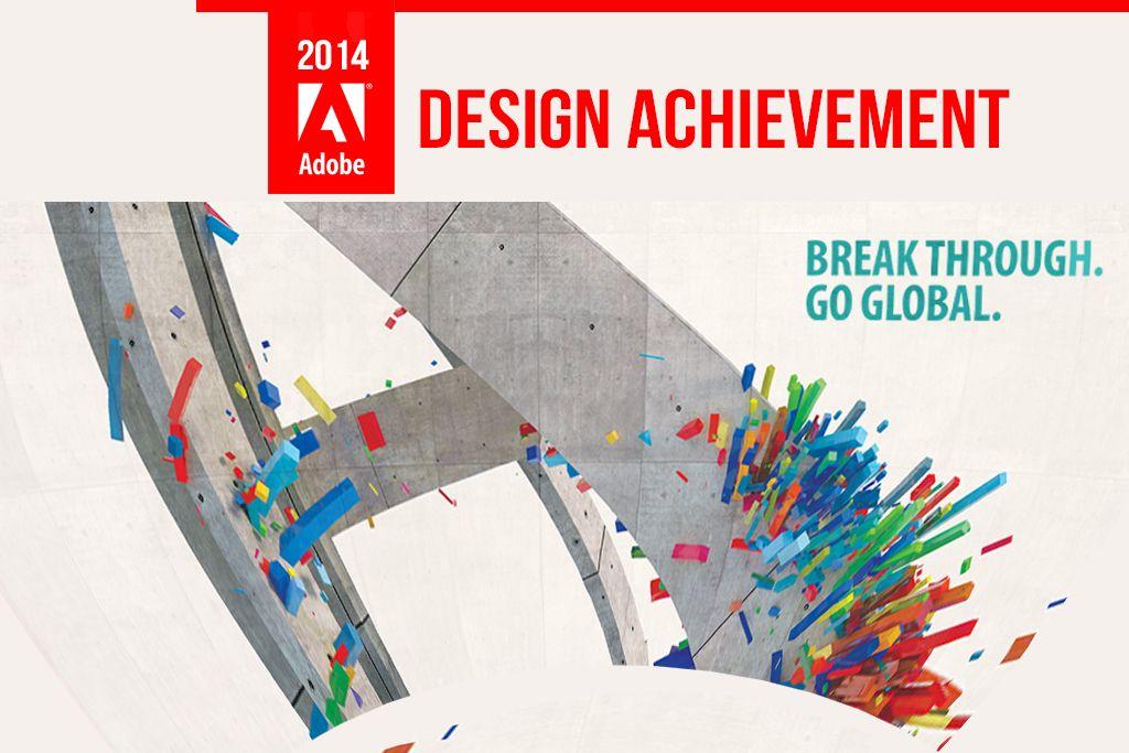 Continúa la Convocatoria para los Premios Adobe Design Achievement Awards 2014