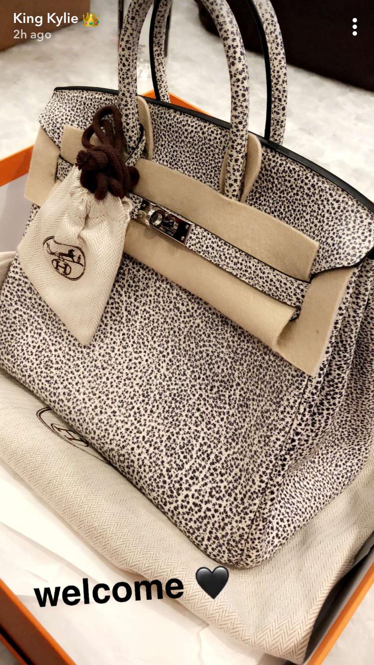 Kylie Jenner s Insane Purse Closet Is Full of Birkin Bags -  HarpersBAZAAR.com af9d3b772114c