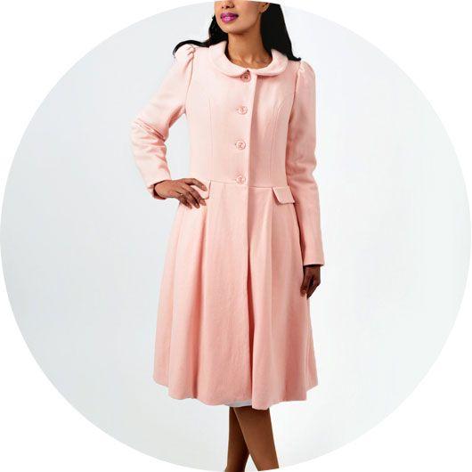 1000  images about pink retro coats &amp jackets on Pinterest | Coats