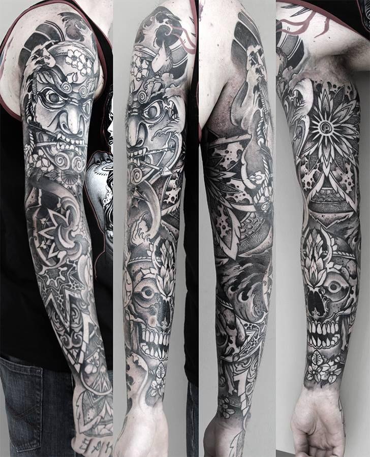 orge geometrical mandala dotism tattoo sake tattoo crew tattoos kunst pinterest. Black Bedroom Furniture Sets. Home Design Ideas