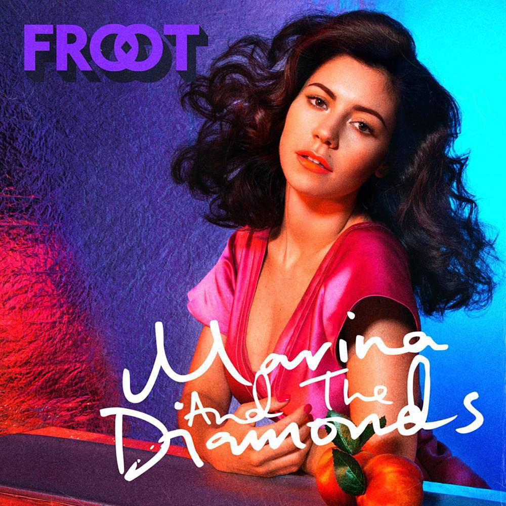 Marina and the Diamonds – Froot (single cover art)